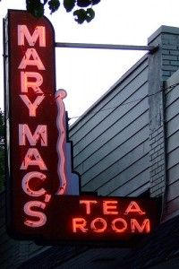 Mary Mac's, Atlanta, THE place for Southern food.