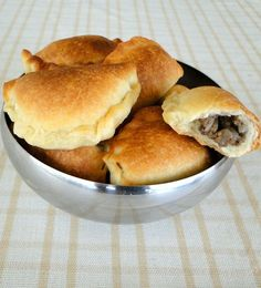 Recipe for Meat Pies