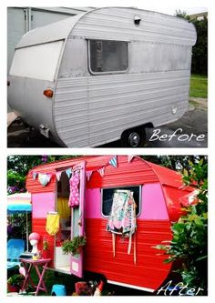 Thankyou for this idea - Maddie and I would love to do one for a craft room! ......one day......