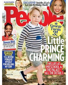 "People Magazine on Twitter: ""Prince George is growing up! The royal's life at home and how he's ""a proper little chap"""