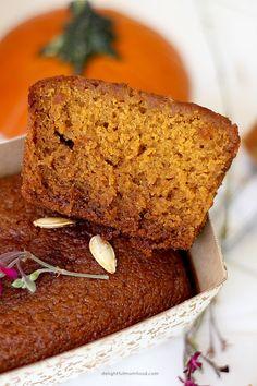 Gluten Free Pumpkin Bread Recipe on Yummly. @yummly #recipe