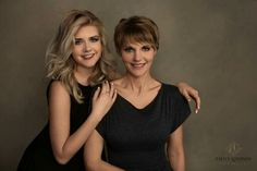 This GORGEOUS mother & daughter came into my studio this week for a mother/daughter portrait session. I can't get over how beautiful they both are! We had such a blast spending the day with these super fun, kind, and loving women. Mother Daughter Poses, Mother Daughter Pictures, Sister Poses, Mother Daughter Photography, Mother Daughters, Sibling Poses, Daddy Daughter, Mother Son, Children Photography Poses