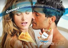 the aromaspritz, is a fab cost effective way of diffusing an aroma. Have mini ones as giveaways and for trade packs. Or do something different like we did with the Bakers Federation and make a weird and wacky fragrance for a marketing campaign. Mini One, Giveaways, Diffuser, Something To Do, Weird, Campaign, Fragrance, Marketing, Loudspeaker Enclosure