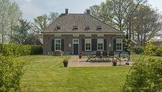 10-persoons luxe boerderij - Rijksmonument Erve Lieftink