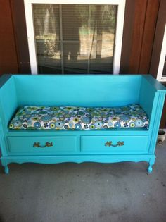 Made out of an old dresser