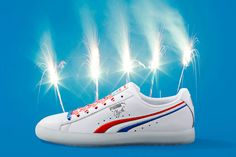 8f13c17c9 PUMA Clyde Celebrates Independence Day With