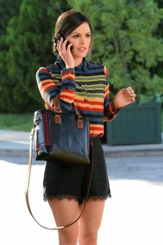 Another flawless Zoe Hart outfit.