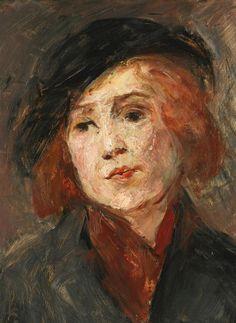 Max Liebermann - Portrait of Mrs. Goeritz