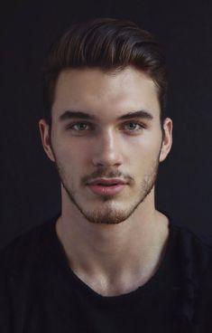 Beautiful Men Faces, Beautiful Boys, Gorgeous Men, Beautiful People, Men Dress Up, Mens Facial, Beauty Life Hacks Videos, Model Face, Face Men