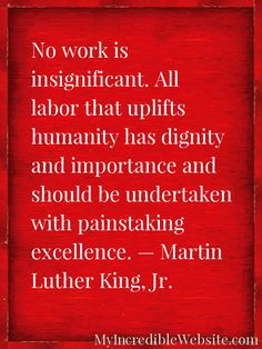 the importance of martin luthers works and ideas Martin luther, a man of spectacular thoughts on the catholic community during his time he had affected society in the 1500s he took part in what is currently known.