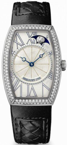 Breguet Heritage Phase de Lune Ladies White Gold Diamond Automatic Watch 8861BB/11/386 D000 Breguet,http://www.amazon.com/dp/B00IU2RJ0E/ref=cm_sw_r_pi_dp_jg3Ftb1XA31PXAZQ