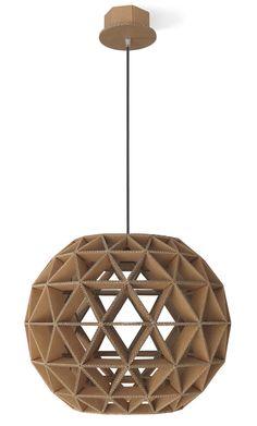 Diy Crafts Life Hacks, Diy And Crafts, Arts And Crafts, Cardboard Furniture, Cardboard Crafts, Wood Pendant Light, House Photography, Diy Interior, Creative Crafts
