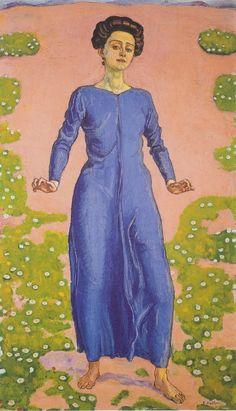 Ferdinand Hodler - Symbolism - Switzerland - Transfiguration