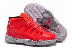 brand new 9a57f c16a4 Buy Discount Code For Nike Air Jordan Xi 11 Retro Mens Shoes Glowing Red  White Pot 2016 Sale from Reliable Discount Code For Nike Air Jordan Xi 11  Retro ...