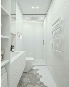 badkamer | Epoxy douche wand Door StudioMedesign | Badkamer en ...
