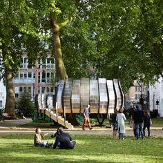tate harmer treexoffice park hack coworking pop up office london designboom