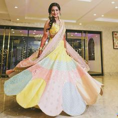Looking for Bridal Lehenga for your wedding ? Dulhaniyaa curated the list of Best Bridal Wear Store with variety of Bridal Lehenga with their prices Indian Wedding Gowns, Indian Bridal Lehenga, Indian Gowns Dresses, Indian Fashion Dresses, Dress Indian Style, Indian Designer Outfits, Indian Outfits, Designer Dresses, Bridal Dupatta