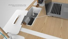 Recoge cables stoppi organizar pinterest for Caja cables ikea