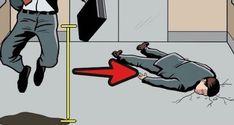 エレベーターが落下した時に助かる方法… 落下中にジャンプしたら助かるのか?