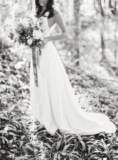 Woodland Wedding Inspiration http://weddingsparrow.co.uk/2014/08/11/woodland-wedding-inspiration/
