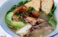 Teochew-style fish soup | The Straits Times SoShiok