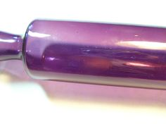colored glass rolling pins | ... Vintage Antique Hand Blown Amethyst Purple Glass Rolling Pin | eBay