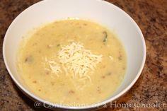 Creamy Potato #Soup