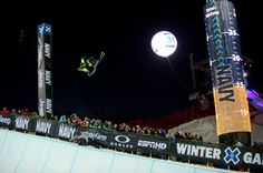 Come anytime!  The superpipe is always here and we let the #xgames use it :)) #aspen www.mountainchaletaspen.com