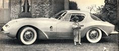 BMW 507 (1957) Designed by Raymond Loewy, Coachwork by Pichon-Parat