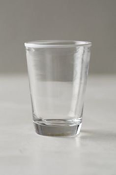 Colour Pop Juice Glass, White #anthropologie
