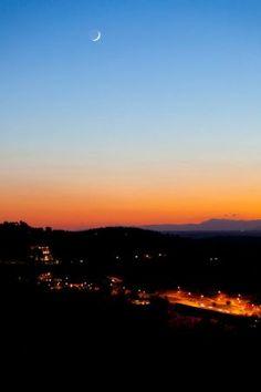 Sunset @ Toledo, Spain