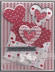 Valentine 2014 #1 by bmbfield - Cards and Paper Crafts at Splitcoaststampers