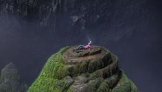 Son Doong Cave Let's Teleport here!!! <3