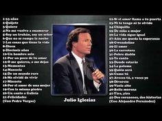JULIO IGLESIAS LO MEJOR DE LO MEJOR SUS GRANDES EXITOS - YouTube
