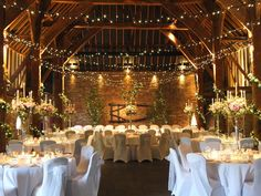 I will book this wedding venue!!! Cooling Castle Barn