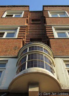 Blok Lekstraat-Waverstraat, Amsterdam | Wendingen ~ Platform voor de Amsterdamse School