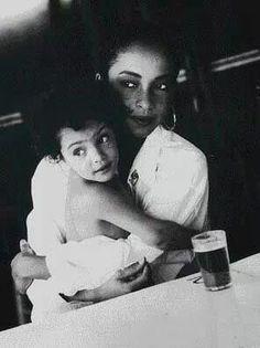 Sade and Baby Sade