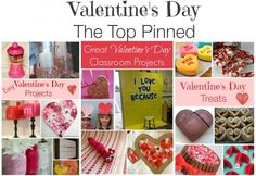 Valentines Day - the top pinned