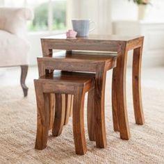 Contemporary Nest of Tables | Myakka