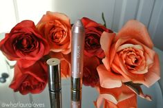 Kiko Colour Up Eyeshadow Long Lasting Eye Shadow in Sinuous Shell Review here: http://www.whatlauralovesuk.com/2014/11/kiko-daring-game-fall-collection-review.html   #kiko #makeup #autumn #winter #inspiration #eyeliner #winged #liner #eyeshadow #lipliner #lipstick #berry #lips #wine #nailpolish