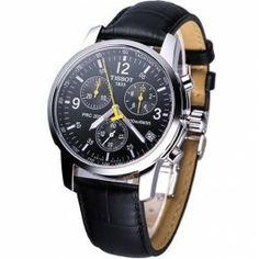 Tissot Men's PRC 200 Black Watch T17152652
