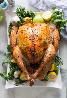 Easy, No-Fuss Thanksgiving Turkey