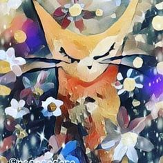 title『残してくれたもの』  嬉しかったこと、悲しかったこと、喜んだこと、抱きしめたこと、ぬくもり、そして声。  思い出はもう私の体の一部になって、辛いとき、悲しいとき、私を助け、踏ん張らせてくれる。  思い出は時に強く、時に優しく大きな愛で包んでくれる。  #cat #cat_picture #猫 #猫の絵 #猫の姿 #猫の作品 #猫が好き #思い出  #猫から教わったこと #memory  #強く優しく #体の一部 #嬉しかったこと #悲しかったこと #喜んだこと #声 #ぬくもり #優しく #大きな愛 #包んでくれる #power #art #artist #花 #flower #愛猫 #永田真理 #necococoro #title_残してくれたもの