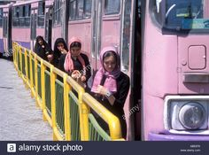 Download this stock image: Street northern Tehran Iran 2005 ©Mark Shenley - ABE8T6 from Alamy's library of millions of high resolution stock photos, illustrations and vectors.