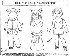 1404 Best Paper Doll: Black and White images in 2019