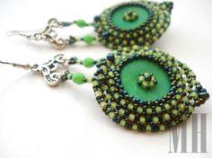 Liść lilii wodnej | MH Biżuteria - cuda ręcznie wykonane