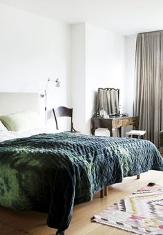Inside a Cozy and Personal Home in Copenhagen via @domainehome