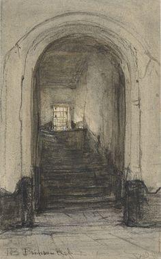 Johannes_Bosboom_-_De_trap_in_het_Prinsenhof_te_Delft.jpg (1560×2500)