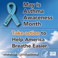 Respiratory Therapy Cave: May is asthma awareness month