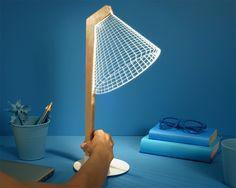 BULBING, lámparas para la percepción, Studio Cheha